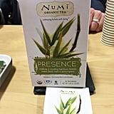 Numi Organic Tea ($7)