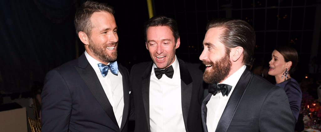 Jake Gyllenhaal Reunites With His True Love, Ryan Reynolds, at the Met Gala