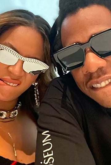 See Beyoncé and JAY-Z's 13th Anniversary Photos in Las Vegas