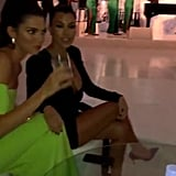 Kardashian-Jenner Family Christmas Party Pictures 2018