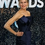 Renee Zellweger's Hair at the 2020 SAG Awards
