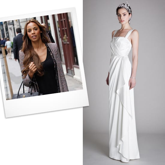 Rochelle Wiseman + Marvin Humes   Wedding Dresses Engaged ...