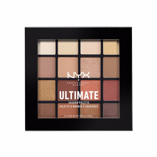 NYX Warm Neutrals Ultimate Shadow Palette Giveaway