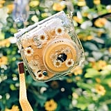 Pressed Floral Instax Mini 8/9 Camera Bag