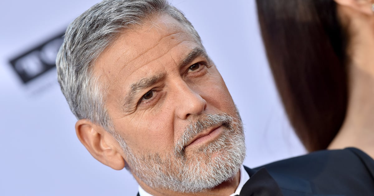 George Clooney's Op-Ed Quotes About 2019 Crisis in Sudan ...