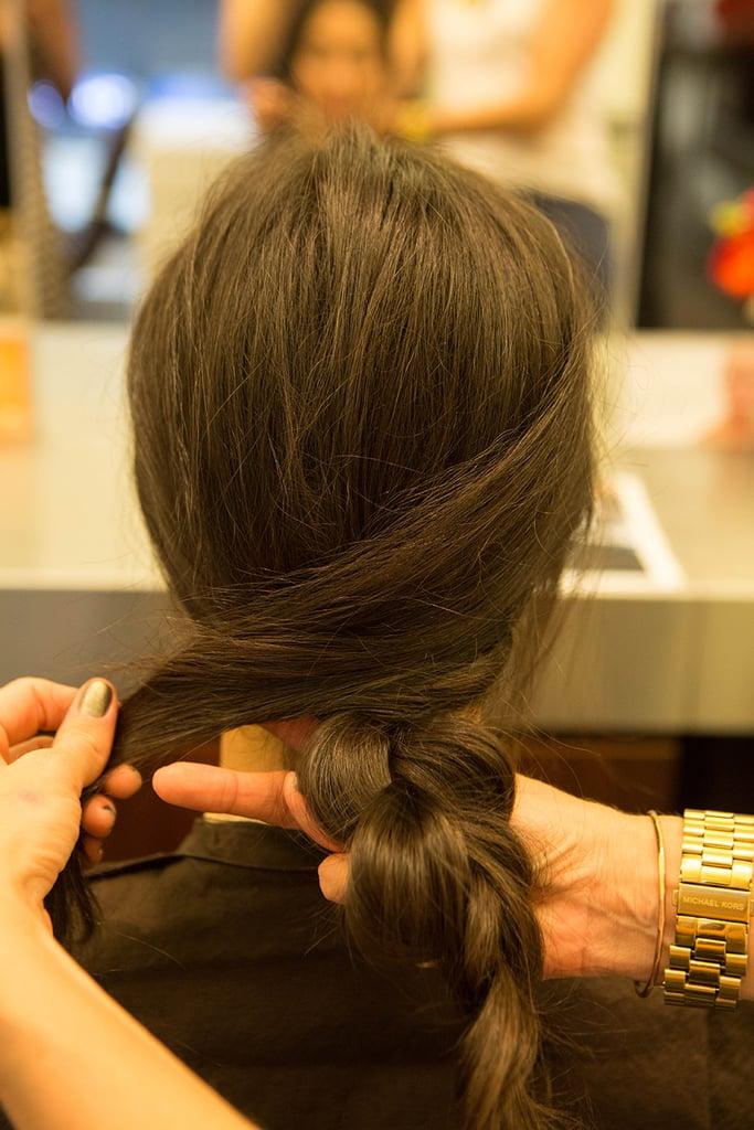 """Create a """"Hair"""" Band"""