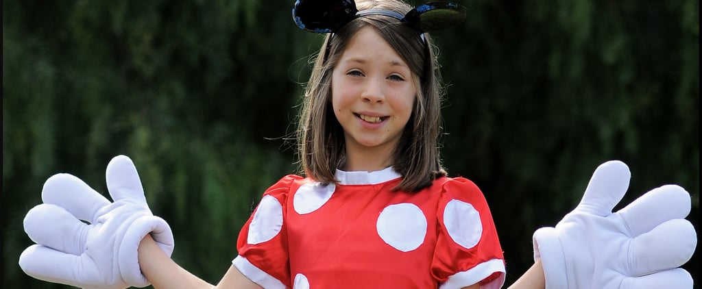 Mickey and Minnie Mouse Halloween Costumes