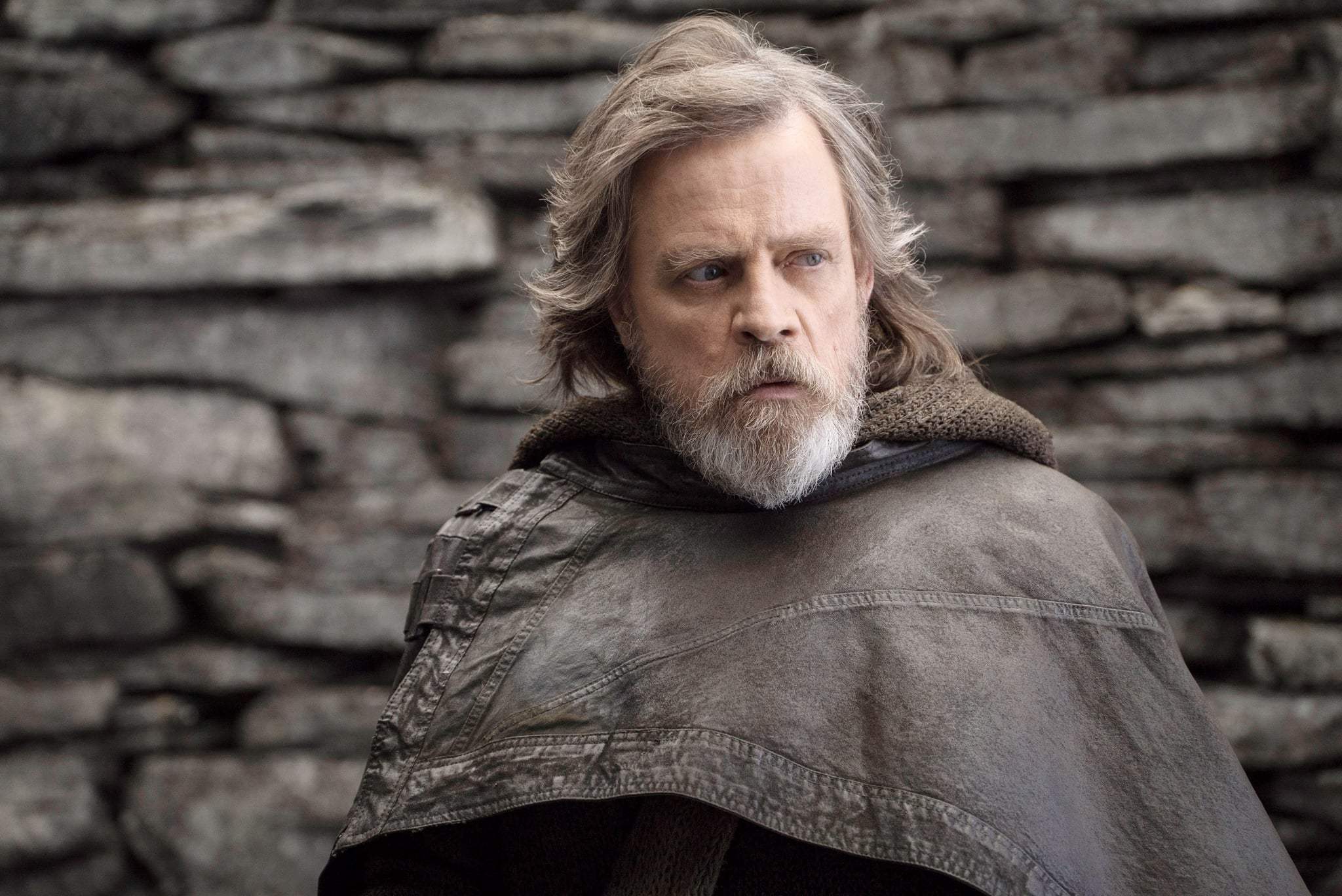 STAR WARS: THE LAST JEDI, (aka STAR WARS: EPISODE VIII - THE LAST JEDI), Mark Hamill, 2017. ph: John Wilson/ Walt Disney Studios Motion Pictures /  Lucasfilm Ltd. /Courtesy Everett Collection