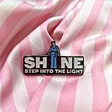 Harry Styles Lights Up Enamel Pin