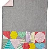 Rainbow Charm Baby Blanket