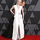 Jennifer Lawrence, Ultimate Jokester, Hilariously Photobombs Emma Stone