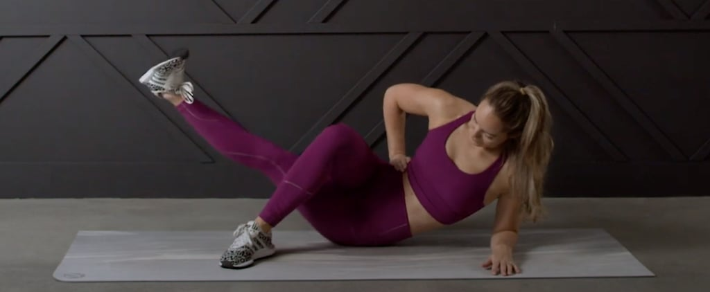 20-Minute Inner and Outer Thigh Bodyweight Toning Workout