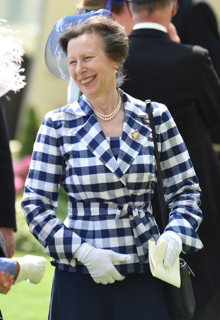 Who: Princess Anne