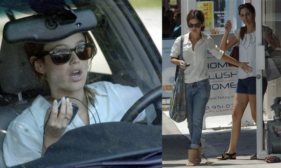 Photos of Rachel Bilson Shopping in LA 2008-07-31 14:00:24