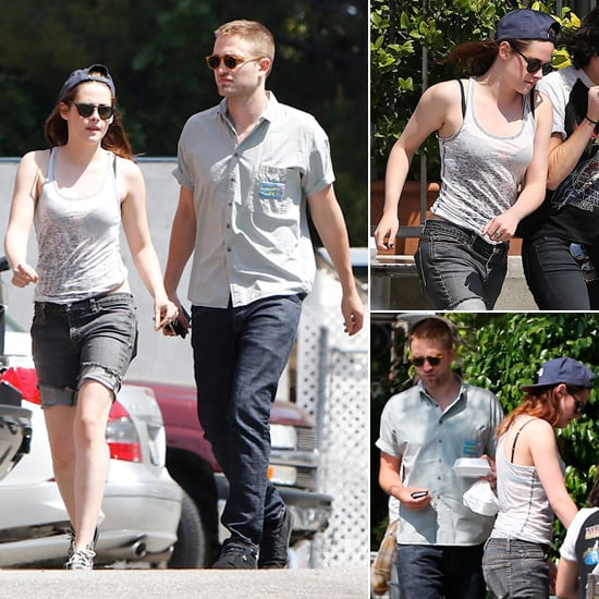 Robert pattinson dating kristen