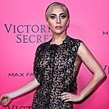 Lady Gaga at the Victoria's Secret Fashion Show 2016
