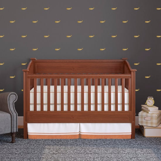 Animal-Print Nursery Decor
