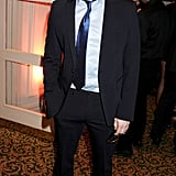 James McAvoy at the Jameson Empire Awards in London.