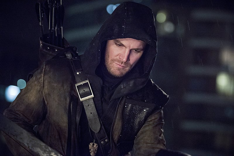 Arrow, Seasons 1-3