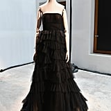 This Jason Wu gown immediately reminded us of the Ralph & Russo number Meghan wore when she posed for her engagement portraits. Meghan has yet to wear a strapless gown to a royal event, but we think it would be perfect for the BAFTA Awards, which are regularly attended by Kate Middleton and Prince William.