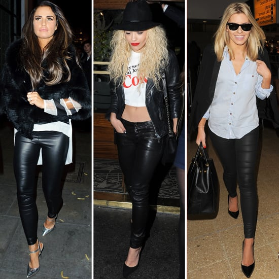 Rita Ora, Mollie King and Katie Price Love Their Leather
