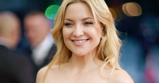 Kate Hudson Would Like to Date Someone Who's Funny, Hot and — Oh Yeah, Looks Like Brad Pitt