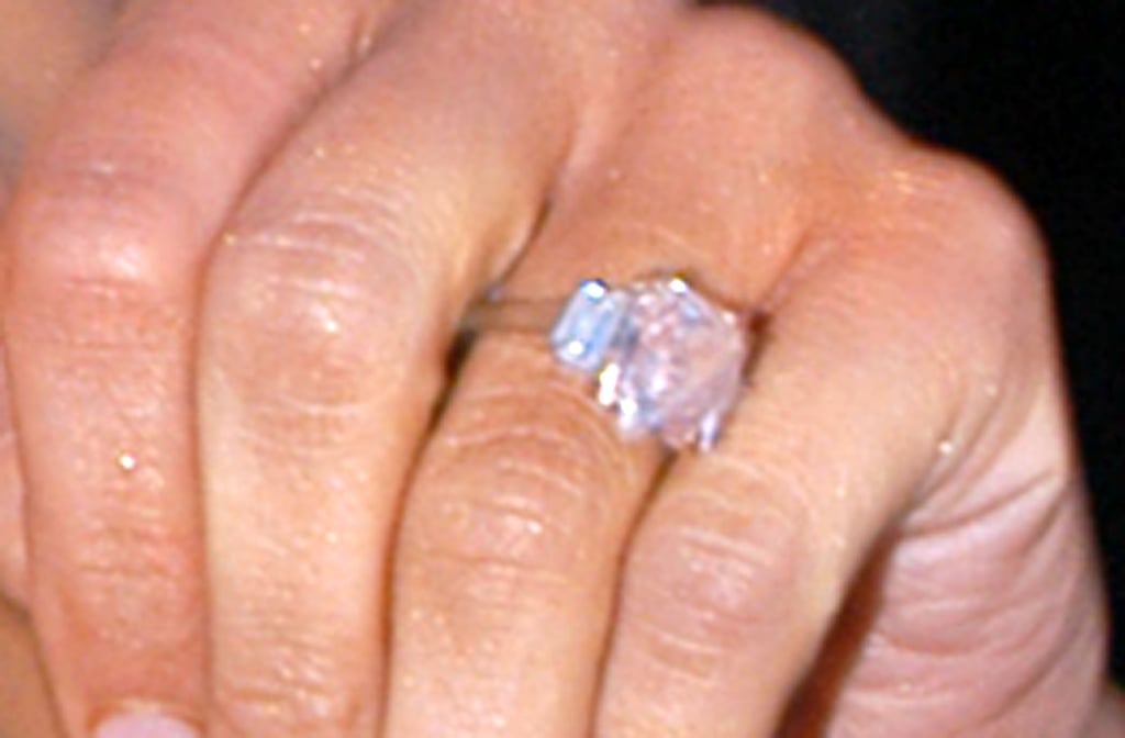 Jennifer Lopez's Engagement Rings