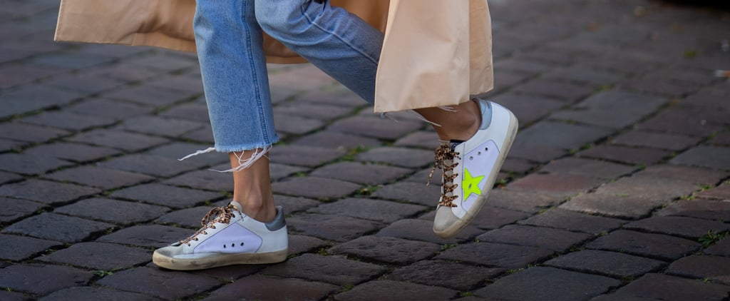 How to Wear Golden Goose Sneakers