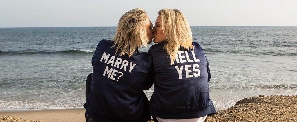 Engagement Announcement Photo Ideas