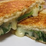 Grilled Cheese With Onion Jam, Taleggio, and Escarole