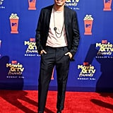 Evan Ross at the 2019 MTV Movie and TV Awards