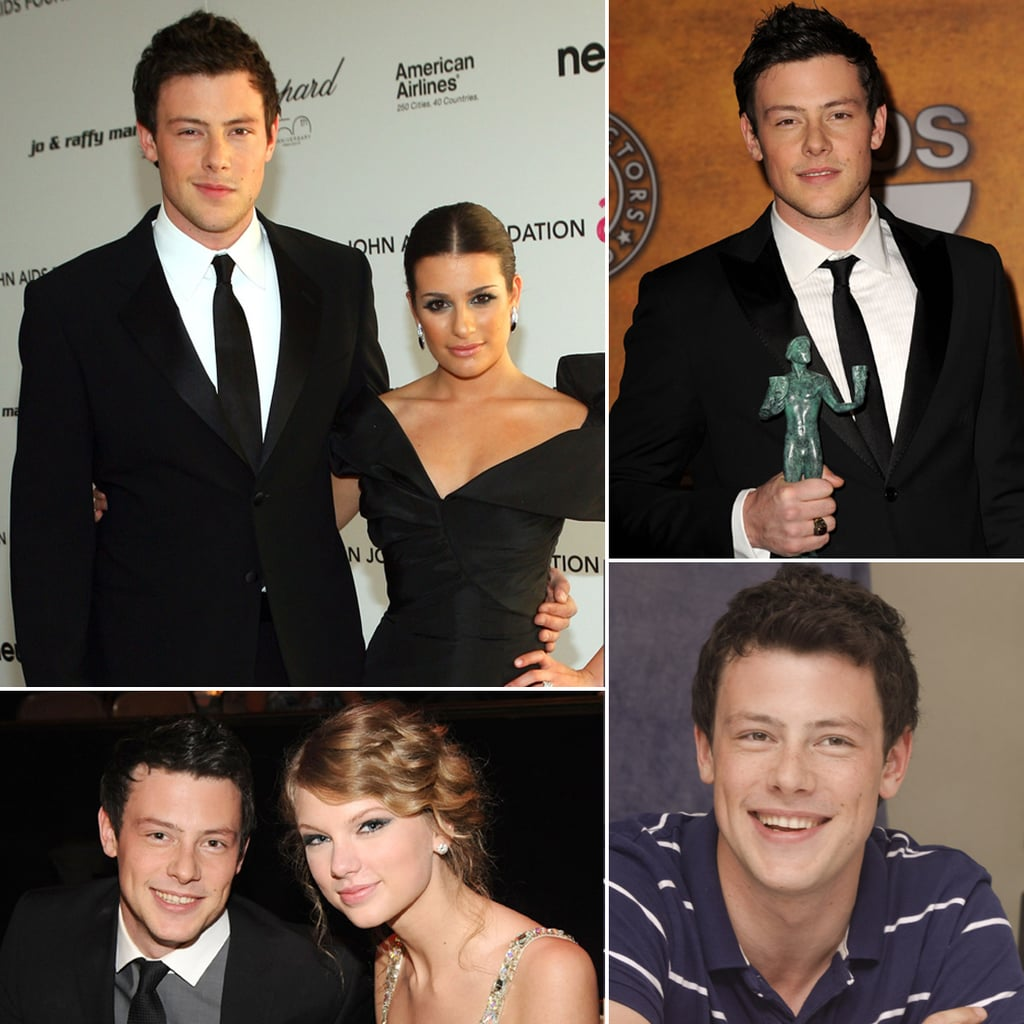 Cory Monteith Life in Pictures