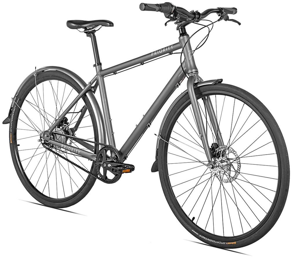 The Priority Eight by Priority Bicycles