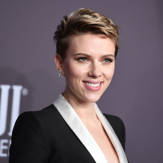 Scarlett Johansson at amfAR New York Gala February 2017