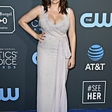 Rachel Bloom at Critics' Choice Awards