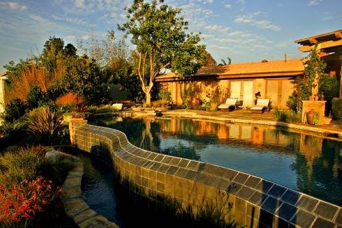 Coveted Crib:  A Lush LA Garden
