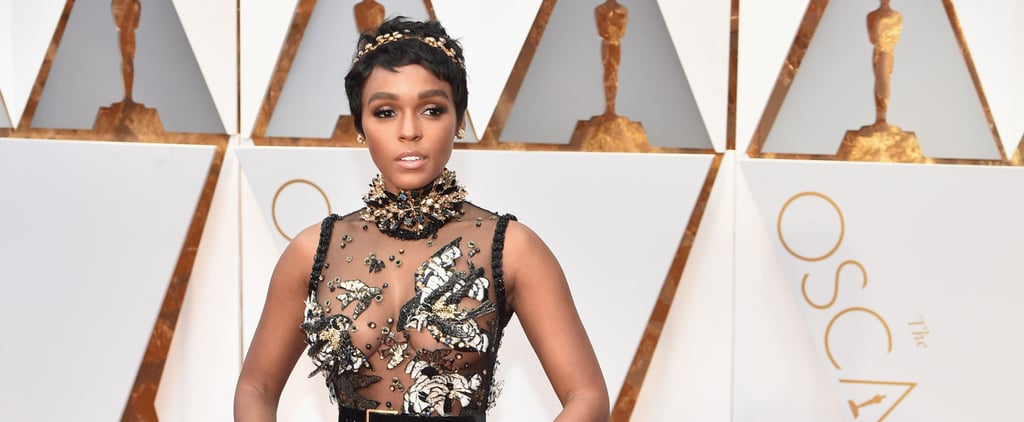 When Janelle Monáe and Her Stylist Saw This Runway Look, Her Oscars Dress Was a Done Deal