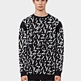 Printed Sweatshirt ($350)