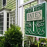 Now, you can't visit Southampton without stopping by Tate's Bake Shop. Trust me on this one. This adorable little cottage whips up some of the sweetest cakes, cookies, and other homemade baked goods I've ever tasted.