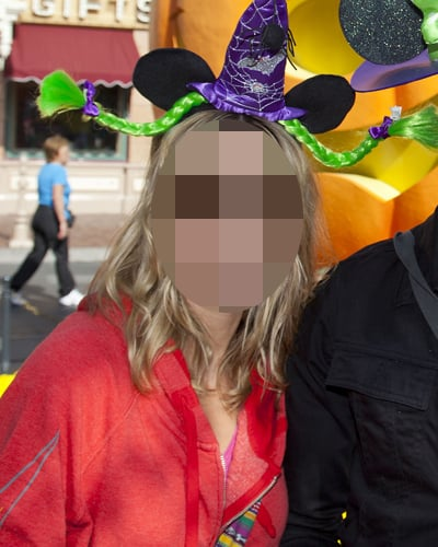 Guess Which Celebrity Wore Mickey Mouse Ears at Disneyland