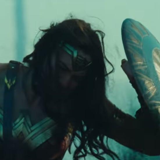 Wonder Woman Trailer Reactions