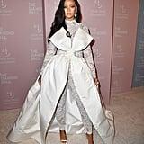 Rihanna's Diamond Ball Outfit
