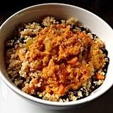 Cumin-Spiced Lentils With Quinoa