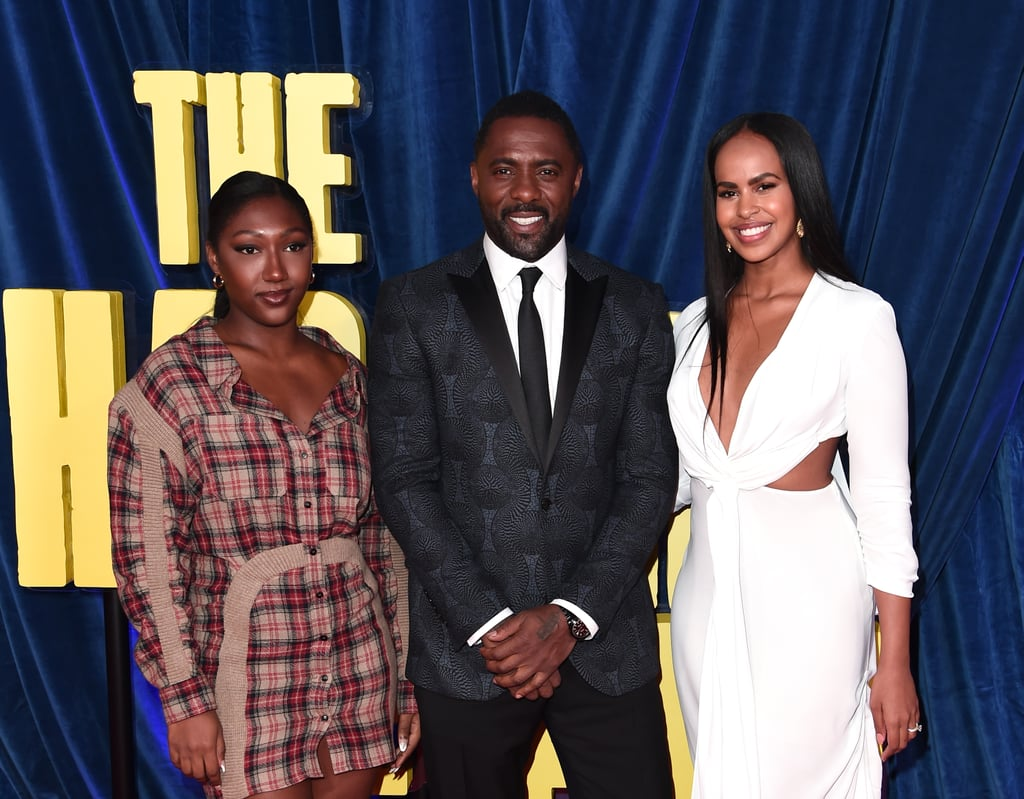 Idris Elba had his loved ones by his side as he attended the premiere of The Harder They Fall during the London Film Festival on Wednesday. For the special event, the English actor brought along his wife, Sabrina Dhowre Elba, and his 19-year-old daughter, Isan Elba, whom he shares with ex-wife Hanne Norgaard. The trio flashed smiles for the cameras as they walked the red carpet together holding hands. At one point, Isan shared a cute moment with Idris's costar Regina King as they snapped a photo together. This isn't the first time the group have graced us with a sweet family outing. They previously attended the 2019 Golden Globes, where Isan served as the Golden Globes Ambassador. See more pictures from their latest appearance ahead and be sure to check out Idris in The Harder They Fall when it hits Netflix on 3 Nov.       Related:                                                                                                           Although It Breaks Our Hearts, We Have to Admit That Idris Elba and His Fiancée Are Really Cute