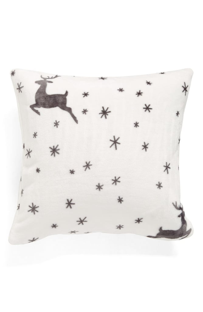 Printed Plush Pillow ($29)