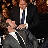 Bradley Cooper and Don Johnson