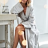 The White Company Unisex Classic Cotton Robe