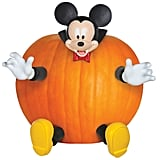 Pumpkin Push-In Mickey