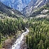 Hike the John Muir Trail in the Sierra Nevadas