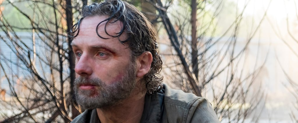 See How the Walking Dead Cast Said Goodbye to Chandler Riggs After Carl's Death
